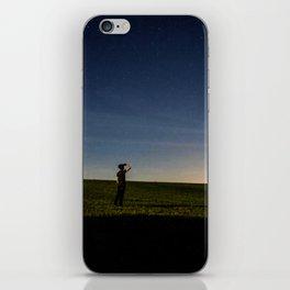 Star Scouting iPhone Skin