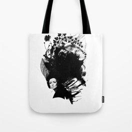 Beautiful Hair III Tote Bag
