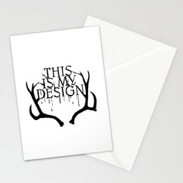 Aperitif Stationery Cards