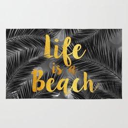 Life is a Beach Rug