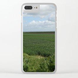 Le Mont Saint Michel 10 Clear iPhone Case