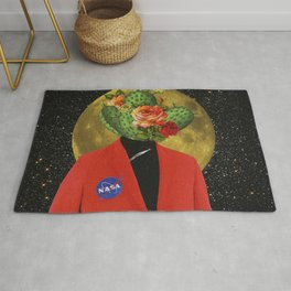 SPACE PROM Rug
