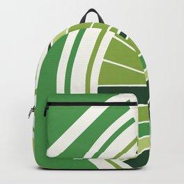 Geometric bike Backpack
