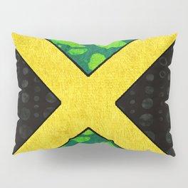 Jamaican Pride Flag Pillow Sham