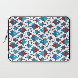 geometrical shoal Laptop Sleeve