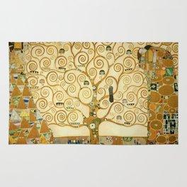 Gustav Klimt - Tree of Life Rug