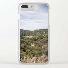 Lookout Point Clear iPhone Case