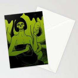 Death is another life Stationery Cards