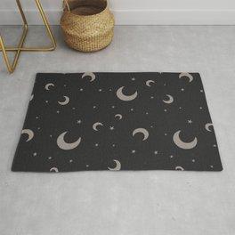 Moon Dark Rug