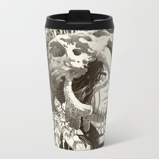 Shaman Metal Travel Mug
