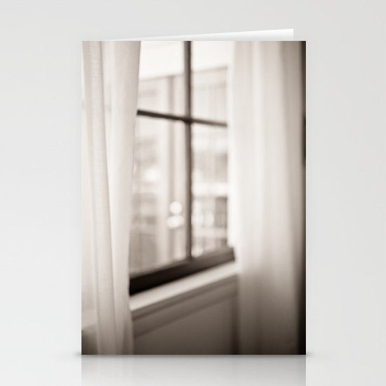 Through the Looking Glass Stationery Cards