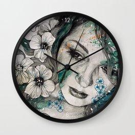 Cleopatra's Sling Wall Clock