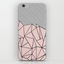 Ab Lines 45 Dogwood iPhone Skin