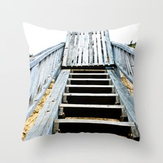 Stairway (2) Throw Pillow