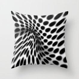 Dot Dot Dot Throw Pillow
