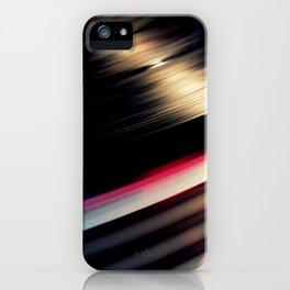 Technics iPhone Case