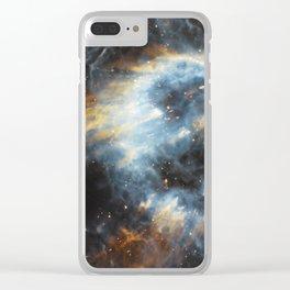 Planetary nebula NGC 5189 Clear iPhone Case