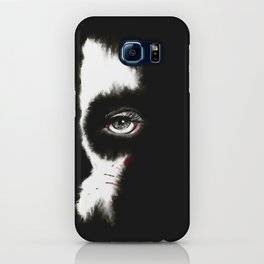 Death is a WoMaN iPhone Case