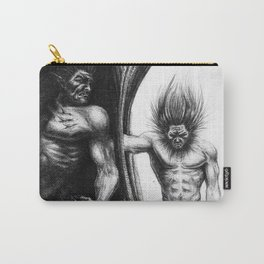 Wolvie Carry-All Pouch