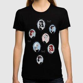 Cameo Dolls T-shirt