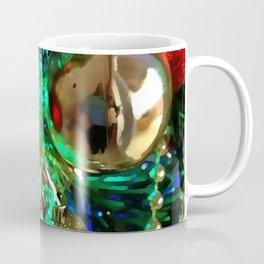 Baubles, Beads and Tinsel Holiday Decor Coffee Mug