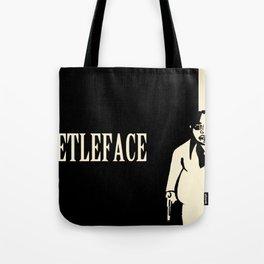 Beetleface Tote Bag