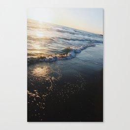 Summer's farewell. Canvas Print