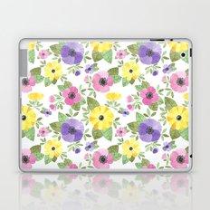 Spring Bouquet Watercolor Laptop & iPad Skin