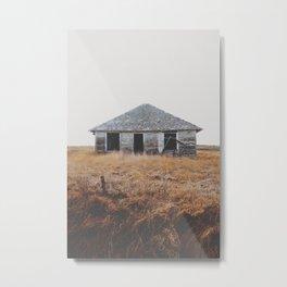 Familiar Places Metal Print