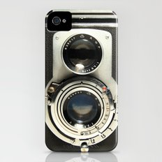 Vintage Camera Slim Case iPhone (4, 4s)