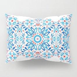 Floral Folk Tale Pillow Sham