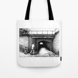 DANGEROUS KID Tote Bag