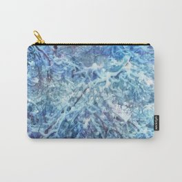 Snowy forest Carry-All Pouch