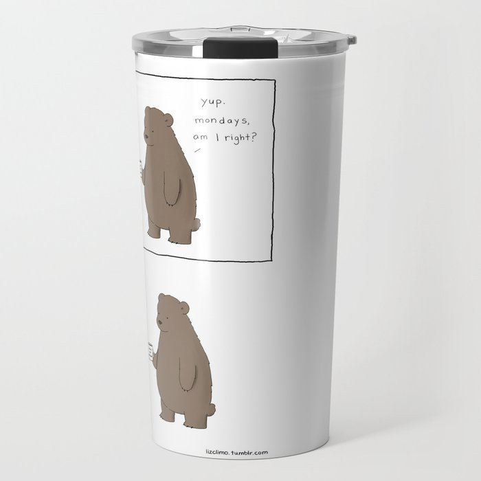 Coffee Travel Mug