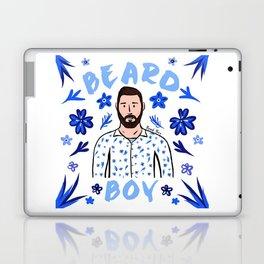 Beard Boy: Karl Laptop & iPad Skin