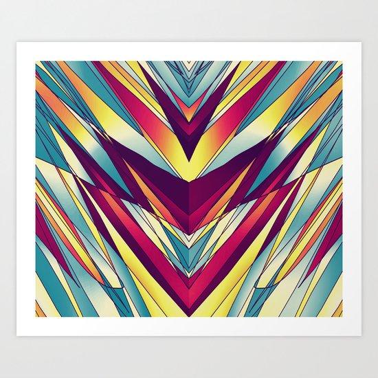 LMF I Art Print