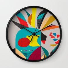 Cockatoooo Wall Clock
