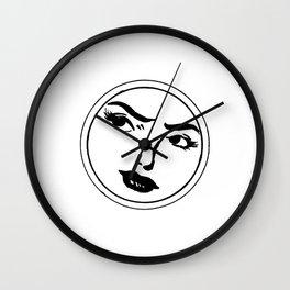Suspect Wall Clock