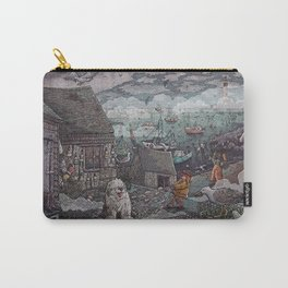 Home for the Harbor Carry-All Pouch