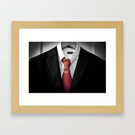 To Reign in Hell Framed Art Print