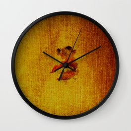 sexy lips Wall Clock