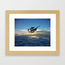 Sunrise Join Up Framed Art Print