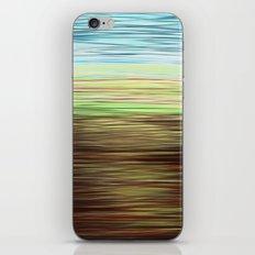 The moor iPhone & iPod Skin