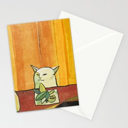 cat (2019) Stationery Cards