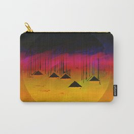 Pink Horizon / Archipelago 24-01-17 Carry-All Pouch