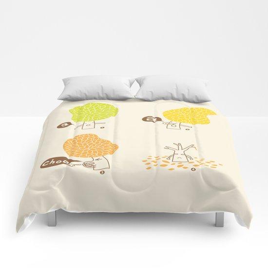 Season sneeze Comforters