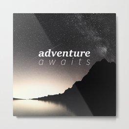 Adventure Light Metal Print