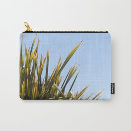 Spike - Right in Blue Carry-All Pouch