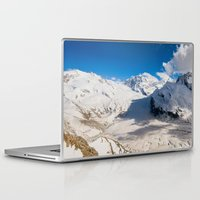 switzerland Laptop & iPad Skins featuring Switzerland - Panorama (RR66) by RR Photo | Landscape Photography
