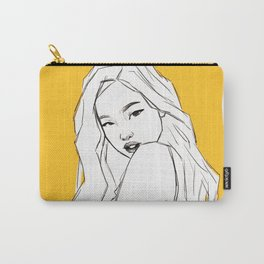 MellowYellow Carry-All Pouch